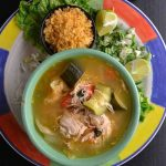 Sopa de Pollo - Chicken Soup