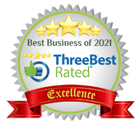 ThreeBest Rated Excellence Award